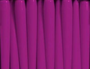 bougie violet